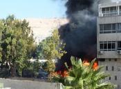 Syrie-Alerte Info Nouvel attentat terroriste Damas [vidéo]