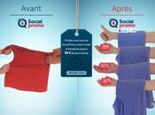Social Promo nouveau groupon social commerce