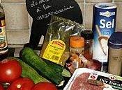 mange quoi demain Boulettes viande marocaine