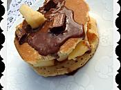 Pancakes pomme mars