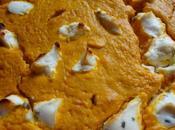 Flan carotte boursin cumin