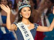 Miss Monde 2012 est… Wenxia