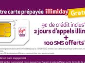 Virgin Mobile: Carte gratuite avec crédit