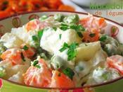 Macédoine légumes mayonnaise