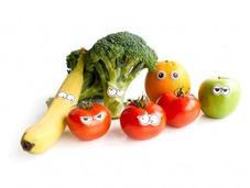 Edible Eyes légumes yeux