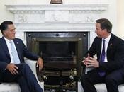Tournée l'étranger Romney est-il diplomate