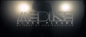 Médine Alger Pleure (CLIP)