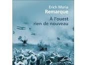 l'Ouest, rien nouveau Erich Maria Remarque
