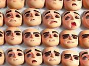 ParaNorman visages imprimés pour animer personnages