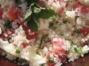Taboulé chou-fleur salade rentrée