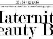 Maternity Beauty