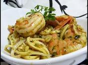 Crevettes sautées épices