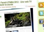 North Face® UTMB® 2012 blog couleurs