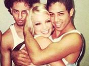 Photos rares Britney Spears danseurs