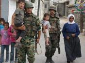 Scoop (Syrie) L'incroyable succès l'armée syrienne Homs Damas