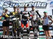 Victoire d'Axel Maurin catégorie Supersport