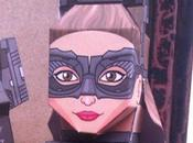 Papercraft Catwoman Xavier Gale-Sides
