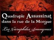 QUADRUPLE ASSASSINAT DANS MORGUE Cécile Duquenne