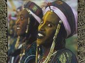 encadrement dentelle carton portrait d'Afrique