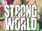 Strong World, piece film