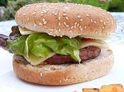 Hamburger exotique