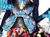 Gwen Stefani longue série mode pour Elle