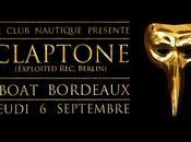 Claptone I.Boat Bordeaux Places Gagner