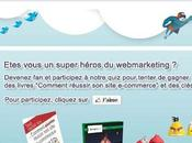 Super héros webmarketing