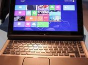 2012 Toshiba Satellite U920t, ordinateur portable Ultrabook convertible tablette tactile sous Windows