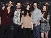 1ère photo officielle cast