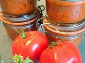 Coulis tomate basilic