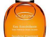 Ensoleillante Clarins nectar soleil pour corps l'esprit