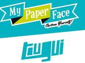 MyPaperFace Supported TOUGUI