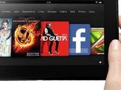Amazon lance aussi Kindle Fire chez nous
