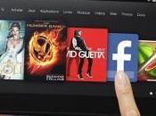 Concurrence iPad Amazon dévoile nouveaux Kindle Fire