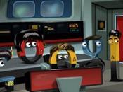 Doodle interactif pour Star Trek