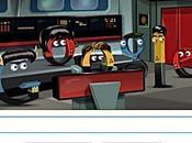 Google célébre 46ème anniversaire Star Trek