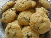 Cookies chocolat blanc figues seches