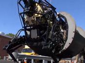 DARPA AlphaDog plus silencieux pour Marines