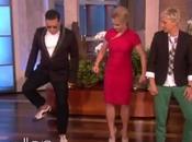 """K-Pop Buzz Britney apprend danser """"Gangnam Style"""" avec Ellen"""