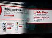 McAfee annonce préservatif Facebook