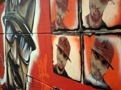 Graffiti street morocco