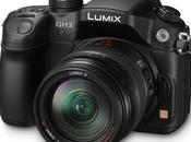 Panasonic Lumix réflex vidéo