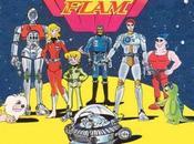 Nostalgie 80′s Capitaine Flam