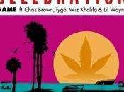 Game Chris Brown Tyga Celebration (CLIP)