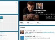 Mettre jour votre profile Twitter ajouter En-tête compte