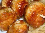 Boulettes poulet toutes tendres