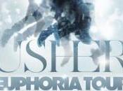 Usher sera Paris mars prochain