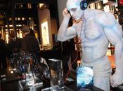 géant Prometheus débarque dans boutique York