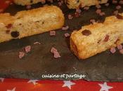 coockies stick l'huile d'olive,flocons d'avoine, pépites framboise chocolat(des cookies tournent plus ronds)